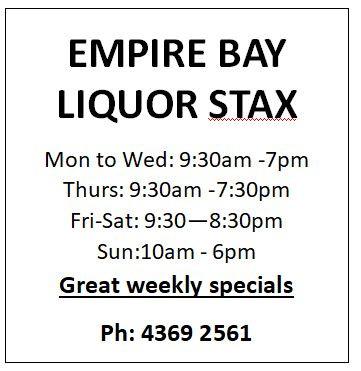 Empire Bay Liquor Stax