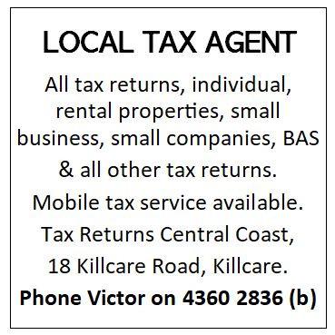 Local Tax Agent