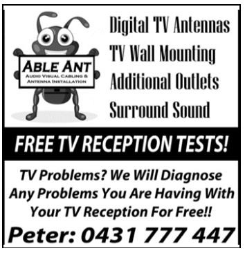 Able Ant TV Antennas