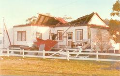 Cyclone damage - 8 Sorrento Rd Empire Ba