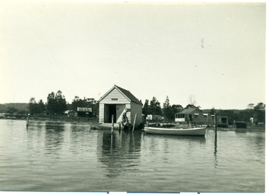 Mylers Boat shed 2
