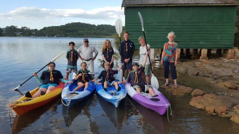 Sea Scouts ANZAC Day