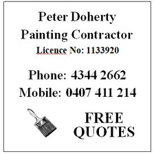 Peter Doherty Painting