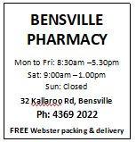Bensville Pharmacy.JPG