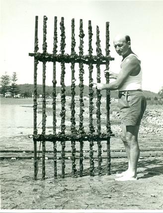 Bill Myler & Oysters