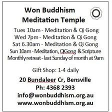 Won Buddhism