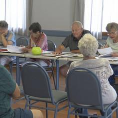 Regular committee meeting