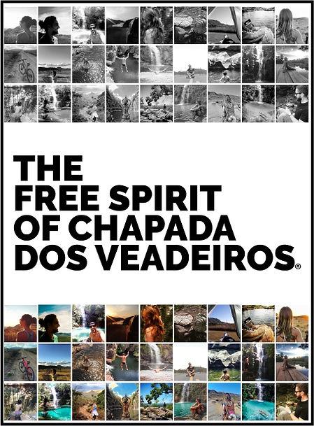 The Free Spirit of Chapada dos Veadeiros é uma marca registrada da Mattula Souvenirs.