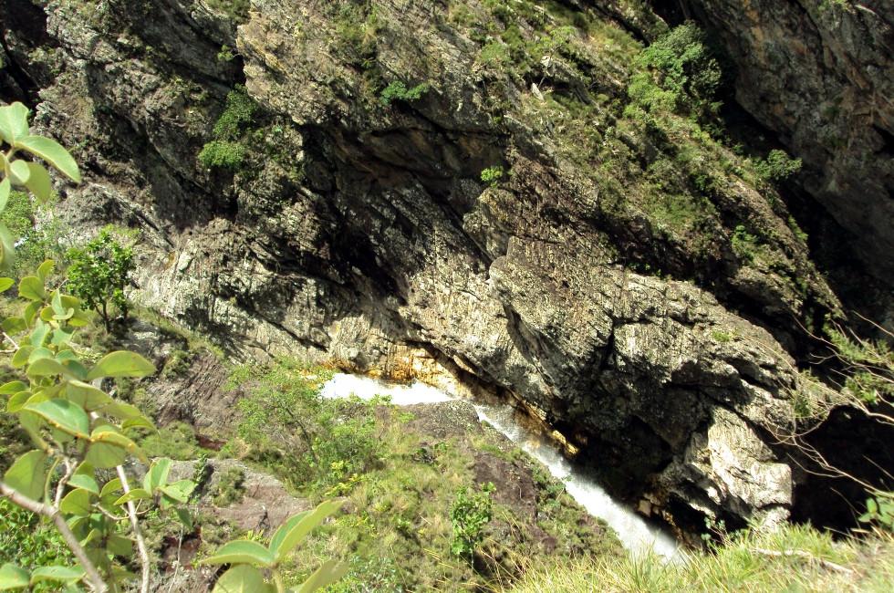 Cachoeira Senhor dos Anéis, Chapada dos Veadeiros.