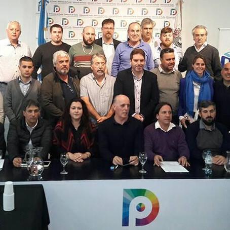 Defensores del Pueblo recibieron hoy a representantes de diversas instituciones deportivas barriales