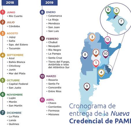 El PAMI comenzará a distribuir una nueva credencial para sus afiliados, asegurate de tenerla