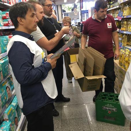 """En Lanús, el programa """"Precios Esenciales"""" presenta irregularidades"""