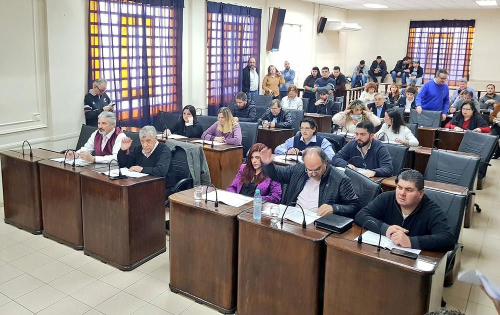Honorable Concejo Deliberante de Lanús