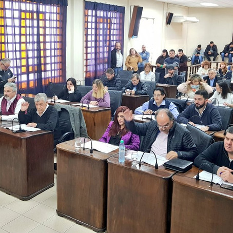 El HCD ha tratado y aprobado el pasado viernes, dos proyectos propuestos por el Dr.Alejandro Gorrini