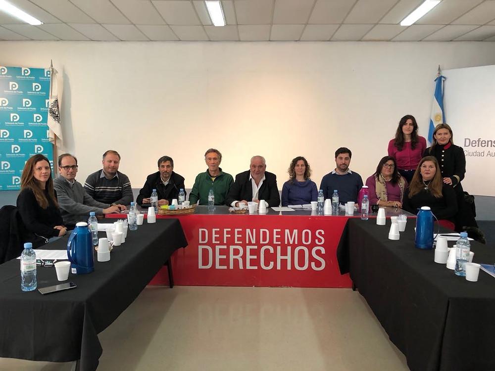 Defensores del Pueblo de la cuenca Matanza Riachuelo