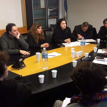 Defensores de la Provincia de Buenos Aires llevaron sus reclamos al ENRE