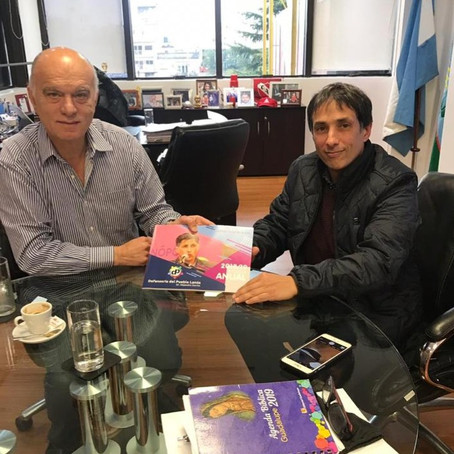 El Defensor del Pueblo de Lanús hizo entrega del Informe Anual 2018/2019