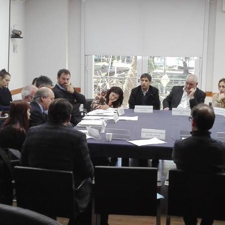 """Alejandro Gorrini participó de la 4ta reunión de trabajo sobre el Caso """"Mendoza, B."""""""