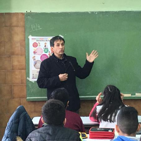 """Novedades sobre las actividades realizadas durante el Programa """"Eligiendo al Defensor Infantil"""""""