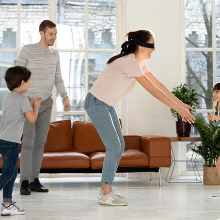 Mantener el cuerpo en movimiento jugando - Defensoría del Pueblo de Lanús