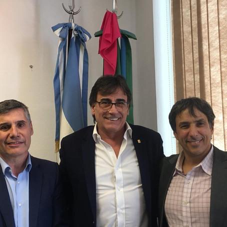 Defensores del Pueblo junto a Ruben Eslaiman abordaron los temas que preocupan a los Bonaerenses