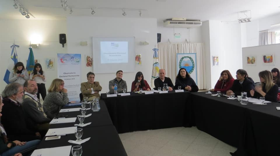 """Jornada Preparatoria del Observatorio Electoral 2019"""
