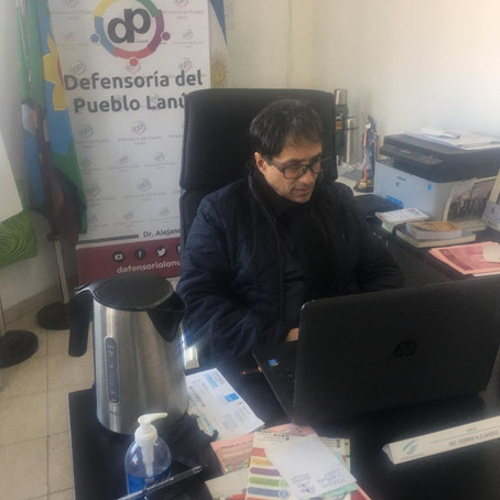 El Dr.Alejandro Gorrini se reunió con MetroGAS
