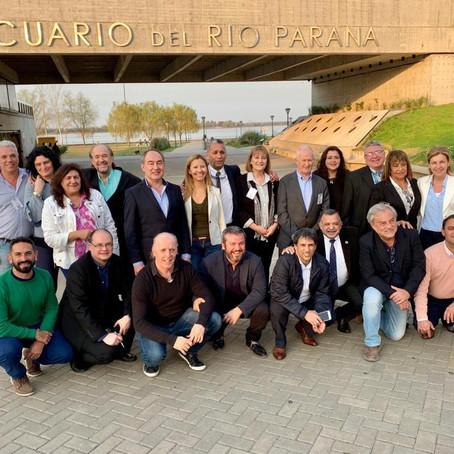 El Defensor del Pueblo participa en el Tercer Plenario Anual de Defensores de la República Argentina