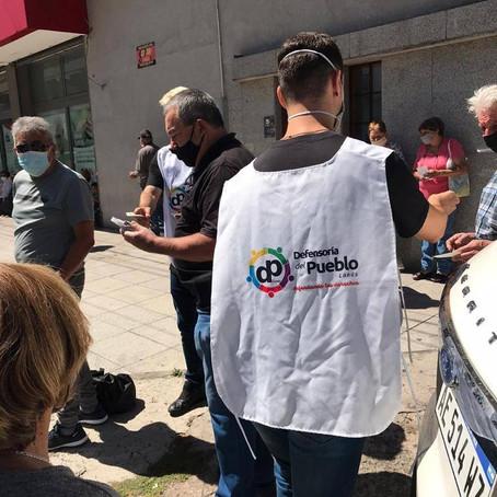 La Defensoría del Pueblo de Lanús realiza una nueva campaña informativa sobre Operaciones Bancarias