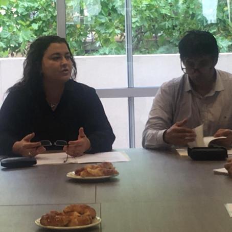 Nueva Reunión de Consorcio de Defensores del Pueblo Municipales Bonaerenses
