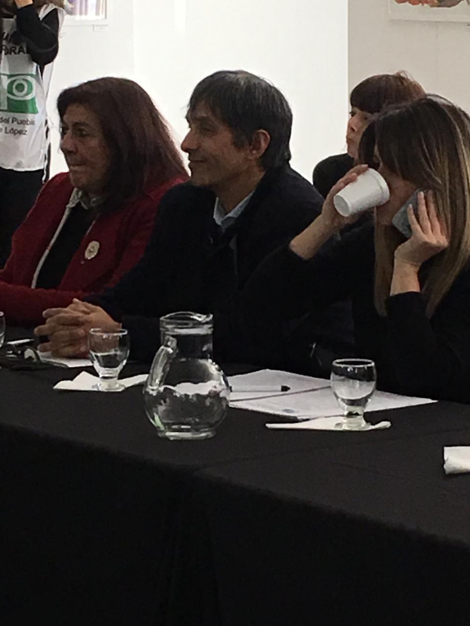 """Gorrini participó de la """"Jornada Preparatoria del Observatorio Electoral 2019"""" junto a los integrantes del Consorcio de Defensores del Pueblo Municipales Bonaerenses"""
