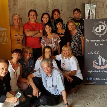 """La Defensoría Itinerante estuvo presente en la campaña """"El Municipio en tu Barrio"""""""