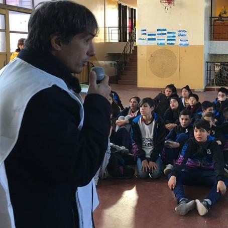 """El Programa """"Eligiendo el Defensor Infantil"""" cumple su segundo año construyendo ciudadanía"""