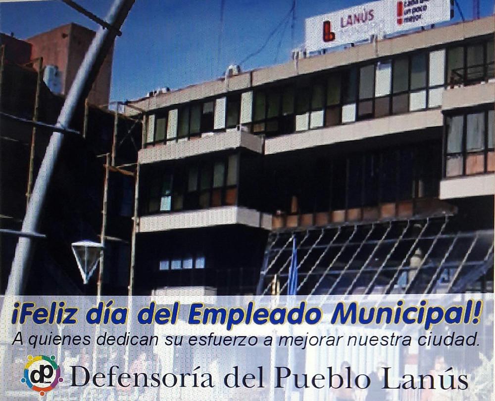 Hoy 8 de Noviembre, celebramos el Día del Empleado Municipal.