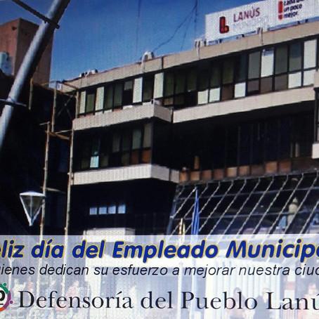 Felíz día a los Empleados Municipales