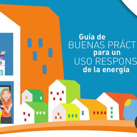 Guía de BUENAS PRÁCTICAS para un USO RESPONSABLE de la energía