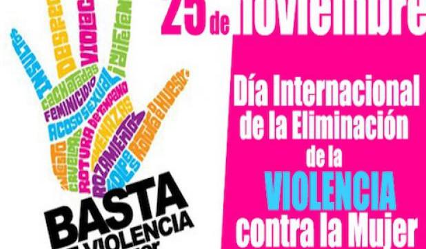 25 de Noviembre - Dia Internacional Contra la violencia de genero