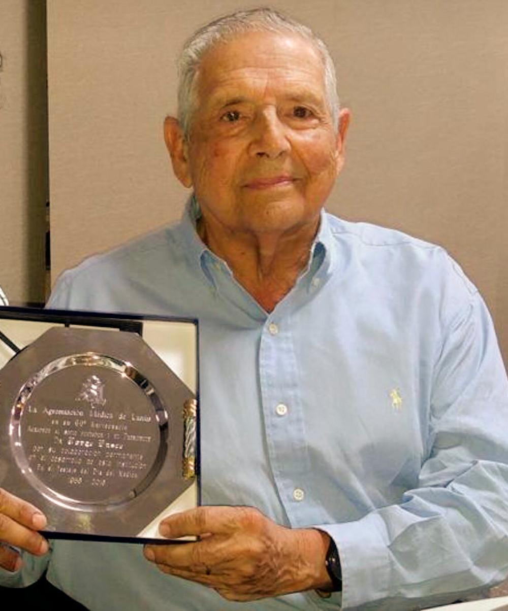 Dr. Jorge Juan Fasce (13/05/1932-11/11/2019)