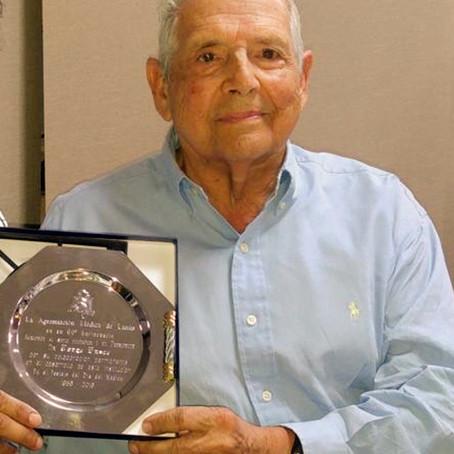 Homenajeamos y despedimos al Dr. Jorge Juan Fasce por su labor y servicio a la comunidad de Lanús