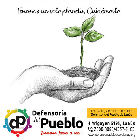 5 de Junio - Día Mundial del Medio Ambiente