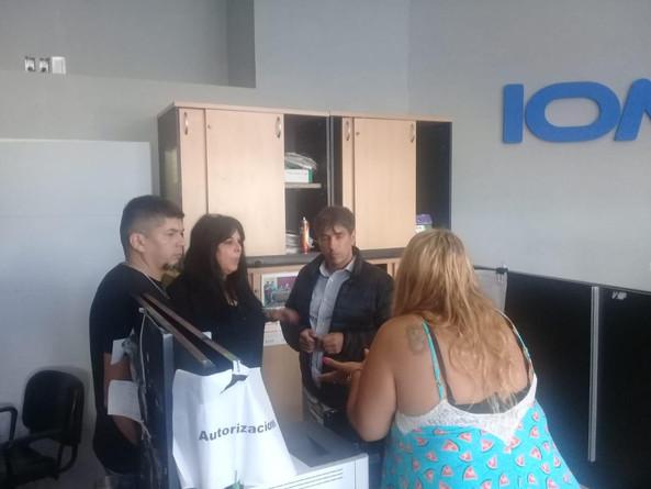 Alejandro Gorrini en IOMA