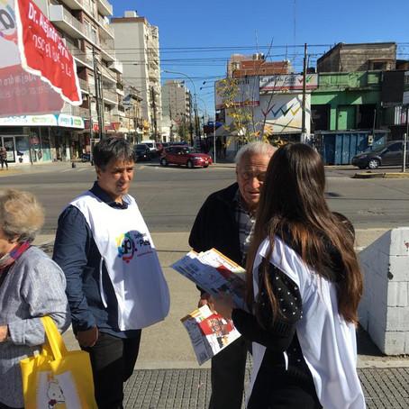 El Stand de la Defensoría del Pueblo Itinerante estará el miercoles y viernes en Lanús. Acercate!