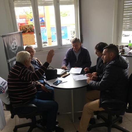 La Defensoría del Pueblo convocó a una reunión entre el Municipio y vecinos por una obra inconclusa