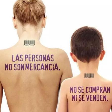 """23 de Septiembre """"Dia internacional contra la explotación sexual y la trata de personas"""""""