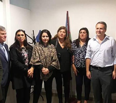 El Defensor del Pueblo de Lanús y Defensores Bonaerenses se reunieron con Nicolás Ginóbilli
