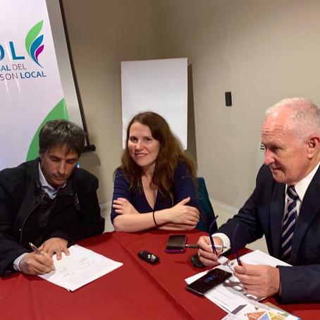 La Defensoría del Pueblo de Lanús forma parte de la Alianza Global de Defensorías del Pueblo Locales