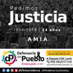 Justicia por AMIA