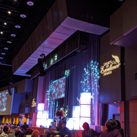 EDhear helps celebrate educators and staff at Legacy of Excellence Awards Luncheon