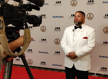 EDhear successfully managed public relations for sold-out 100 Black Men of Atlanta Honors Gala