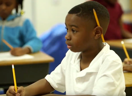EDhear captures the remarkable achievements of Stonewall Tell Elementary School in new video